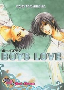 Boys Love (Yaoi)