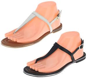 S.OLIVER Leder Schuhe Sandaletten schwarz Sandalen NEU