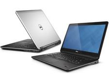 """Dell Latitude E7440 14"""" Laptop: Core i7-4600U 2.1GHz 16GB 256GB SSD WIN 10 B"""