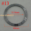 40mm-Red-Black-Blue-Green-Ceramic-Titanium-bezel-insert-fit-GMT-automatic-watch thumbnail 14