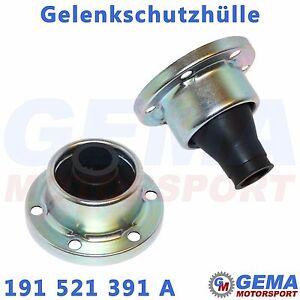 VW-Syncro-4x4-Gelenkschuetzhuelle-Kardanwellenmanschette-191521391-Rallye-Golf-G60