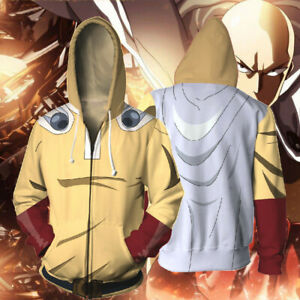 ONE-PUNCH-MAN-Saitama-Hoodie-Men-Pullover-3D-Print-Sweatshirt-Hooded-Jacket-Coat