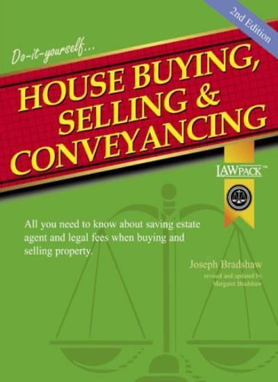 House Buying, Selling & Conveyancing,Joseph Bradshaw