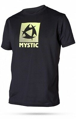 STAR Quickdry Shirt Mystic Kurzarm black