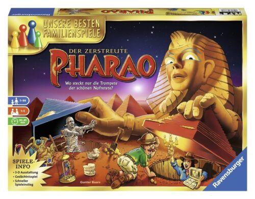 Ravensburger 26656 Der zerstreute Pharao  NEU OVP,