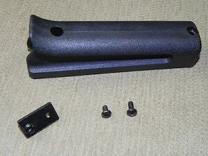 BLACK FOREARM STOCK PLUS ALL INSTALLATION HARDWARE for Crosman 2250 2400 Carbine