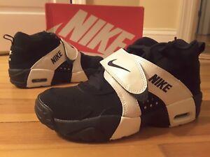 Gracias Adaptación contar  New Nike Air Veer Black White 599213 001 GS Gradeschool Boys More Uptempo  Kids   eBay