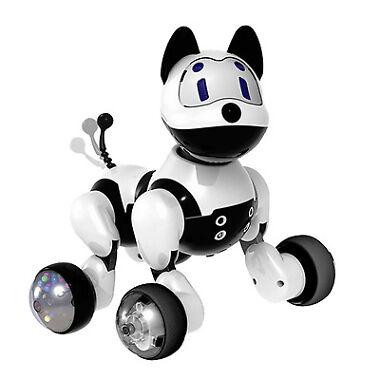 Puppy Robot Dog Toy with Gesture Sensor