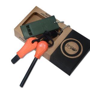 Emergency-Magnesium-Flint-Fire-Starter-Rod-Lighter-Outdoor-amp-Camping-Survival-Tool