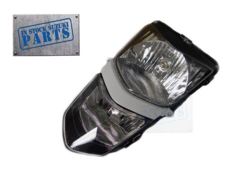 IN STOCK NEW 2003-2008 SUZUKI LT-Z400 LTZ 400 Z400 OEM HEADLIGHT LAMP WHITE