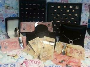 CASH For Jewellery!!!! Instant CASH LOANS on Gold. Come to Busters Pawn $$$ Get the MOST CASH $$$ Mississauga / Peel Region Toronto (GTA) Preview