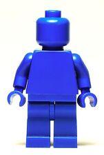 NEW Lego - Monochrome - BLUE Minifigure - GENUINE LEGO