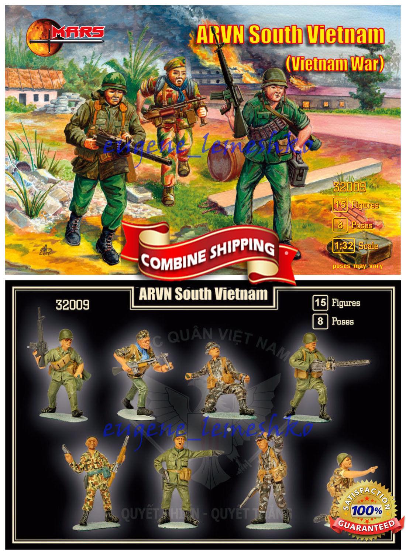 U.S 1:32 Infantry Vietnam Mars 32006