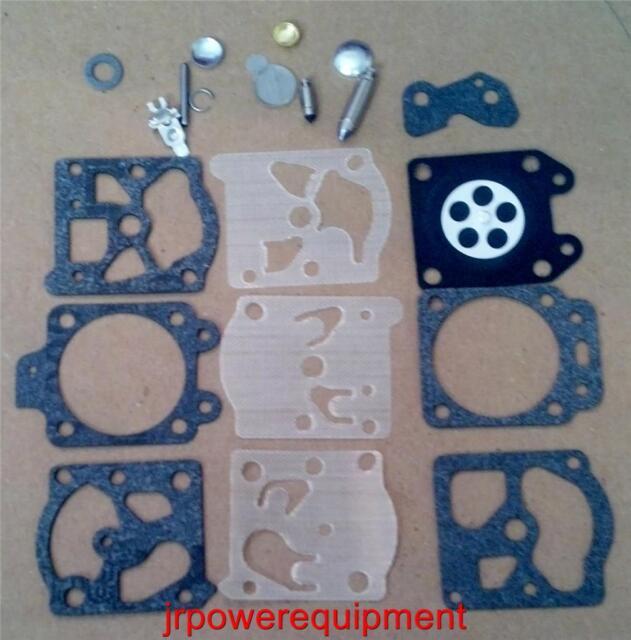 Carburetor Kit diaphram Blower Chainsaw Trimmer Edger K20-WAT Walbro WA and WT