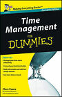 Time Management For Dummies by Clare Evans (Paperback, 2008)