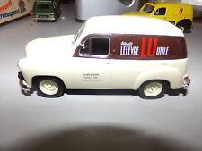 voiture miniature 1/43 NOREV       RENAULT COLORALE     BISCUIT LU DE 52
