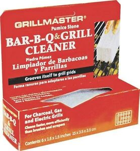 New Pumie 322545 Pumice Barbeque Grill Cleaner Stone Try