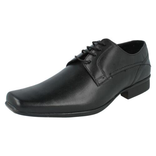 Ascar Trabajo Cordones Andar Hombre Negra Clarks Formal Piel Con Zapatos Rebajas qwCUBEx