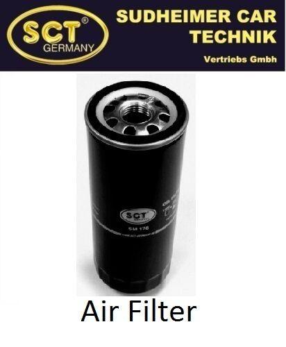 Sct Alemania Filtro de Aceite para Audi A6 97-05 3.7 4.2 S6