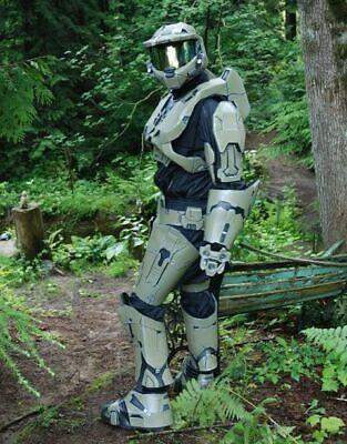 ROBOCOP Armour scala 1:1 INDOSSABILE COSPLAY Costume, armatura, Pepakura