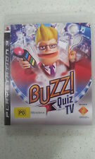 Buzz Quiz TV PS3