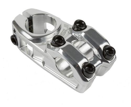 "BMX Head Stem by INSIGHT 1 1//8/"" Stem 53mm Reach Polished"