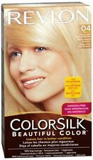 Revlon ColorSilk Hair Color 04 Ultra Light Natural Blonde 1 Each (Pack of 2)