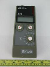 Jenway Ph Meter Model 3051 Monitor Handheld Device