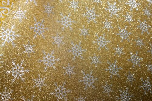 20 pack *BARGAIN* Glitter sparkle gift wrapping sheets perfect for Christmas