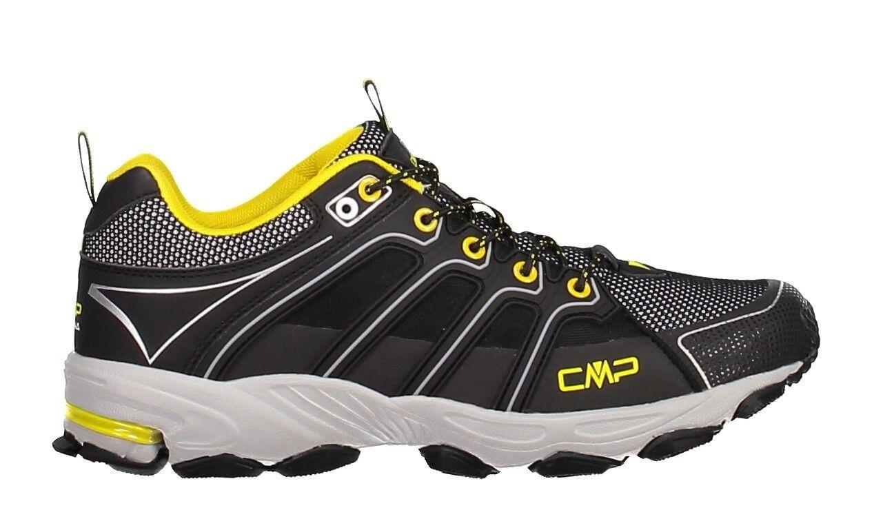 CMP 38Q9907 AGENA TRAIL zapatos Herren Trekking NEU Outdoor HalbZapatos nero Negro NEU Trekking a60acc