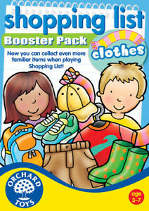 Orchard-Toys-091-Shopping-List-Booster-pack-Clothes-Kids-Childrens-Game-3-7-Yrs