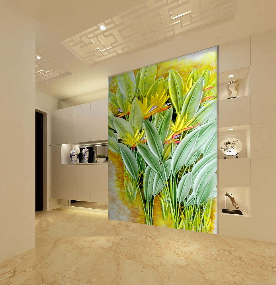 3D Gorgeous Flowers 984 Wall Paper Wall Print Decal Wall Deco Wall Indoor Murals