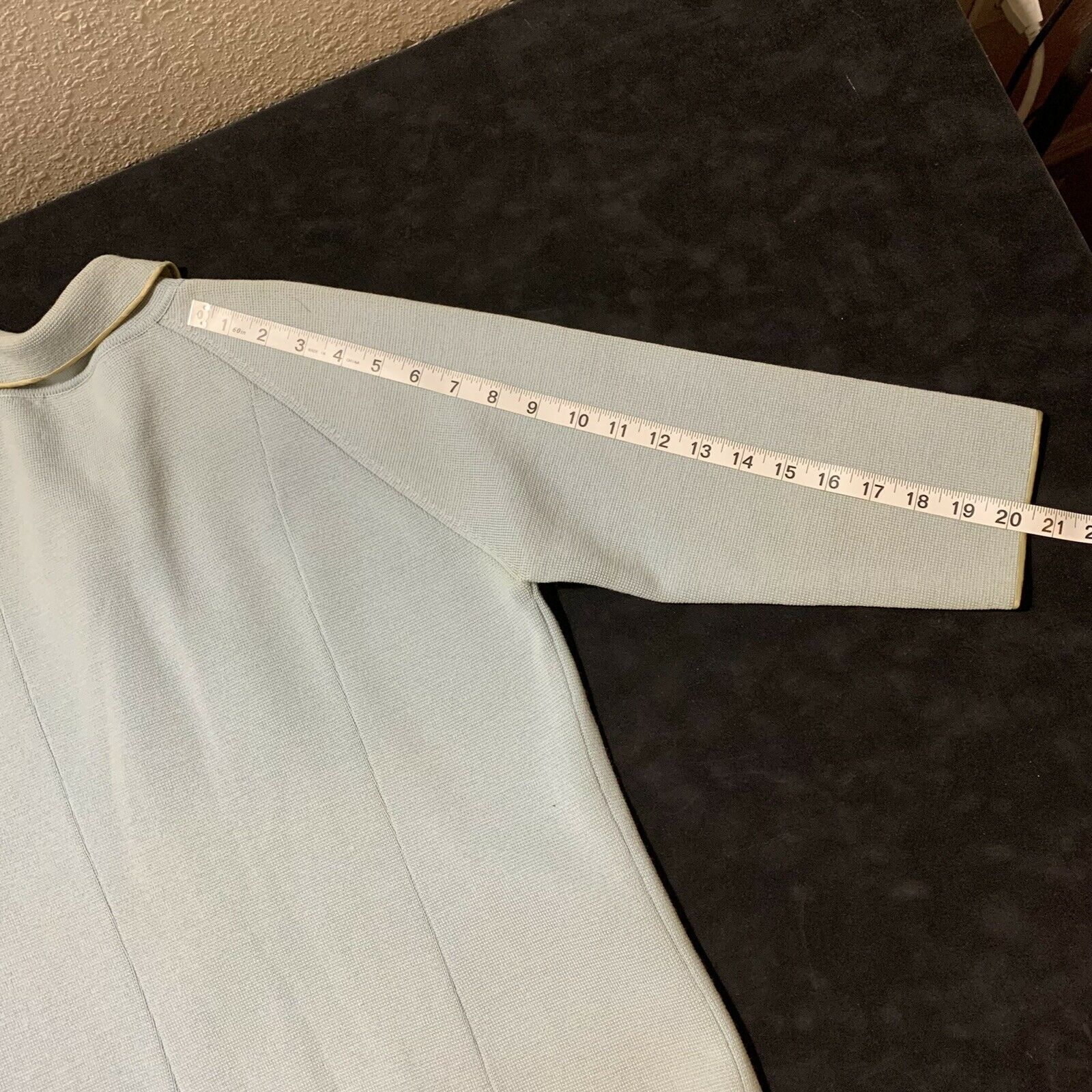Vintage Coltalia Italy Wool Open Blazer Skirt Sui… - image 4