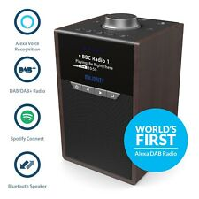 Majority DAB/DAB+ Radio Spotify Connect Bluetooth Alexa Speaker