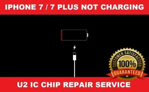 los angeles 85bb7 6fc3e Details about iphone 7 / 7 plus Not Charging (U2 Charge ic) Repair Service