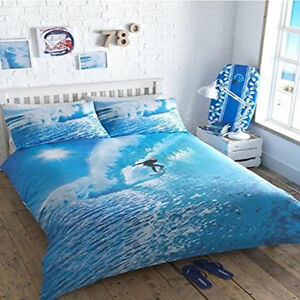 Surfboard Bed Sheets