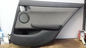 Details about HOLDEN VE COMMODORE BERLINA 08 MDL WAGON R/HAND REAR DOOR  CARD TRIM CODE :51I