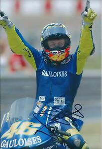 Image is loading VALENTINO-ROSSI-Autograph-SIGNED-YAMAHA-12x8-Photo-AFTAL- 1788dad7dad5