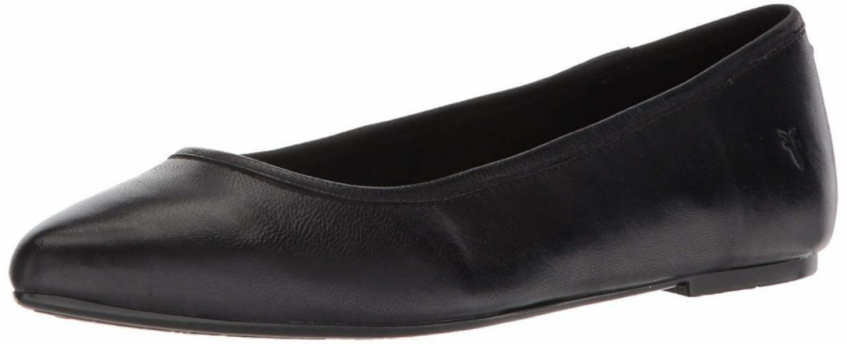 FRYE Womens Regina Ballet Flat Sandal Slip On Leather Comfort Casual Summer