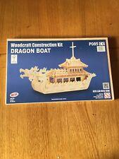 Quay Yacht Woodcraft Construction Kit
