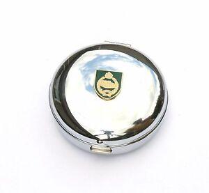Royal Tank Regiment Travel Chrome Alarm Clock Ideal Army Gift BK37