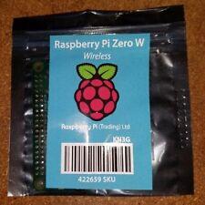 Raspberry Pi Zero W Wireless Bluetooth 4.1 WiFi 1 GHz 512mb USB