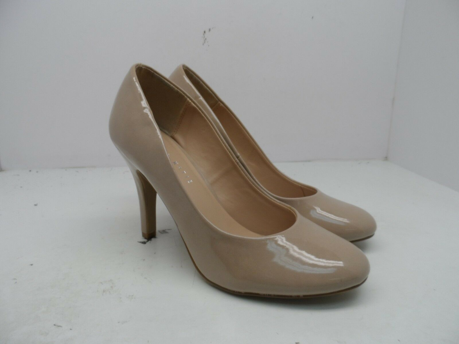 Kelly & Katie Women's Coderno Pump Taupe Size 8.5M