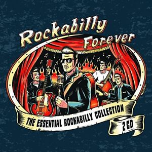 Various-Artists-Rockabilly-Forever-Various-New-CD-UK-Import