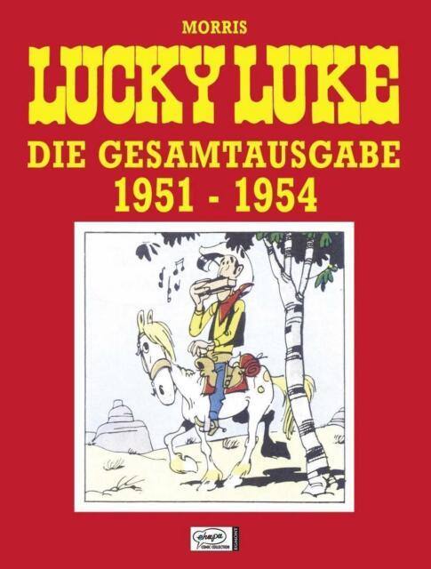Lucky Luke Gesamtausgabe von Morris (2005, Gebundene Ausgabe) 1951-1954