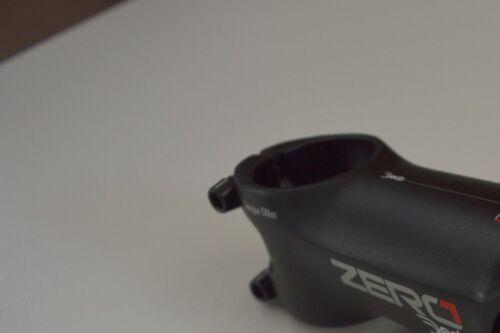 8° schwarz 31,7 mm OS DEDA Zero 1 Vorbau Ahead Vorbau 70 80 90 110 120 130 mm
