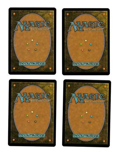 4x Foresee EX Future Sight Mtg Magic Commander EDH 4x x4