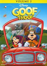 Goof Troop, Vol. 2 (DVD, 2015, 3-Disc Set) DISNEY  27 Episodes BRAND NEW