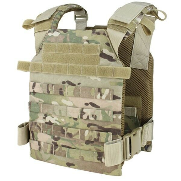 Condor 201042 Multicam MOLLE Sentry Lightweight BALCS SPEAR Plate Carrier Vest