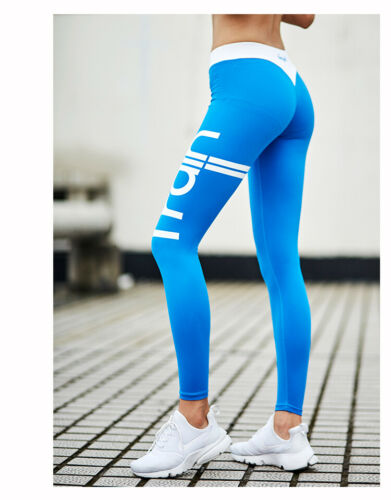 indossare Running Pantaloni Workout da skinny K Sport Leggings E148 Women Yoga Gym Fitness BRnwg1Txzq